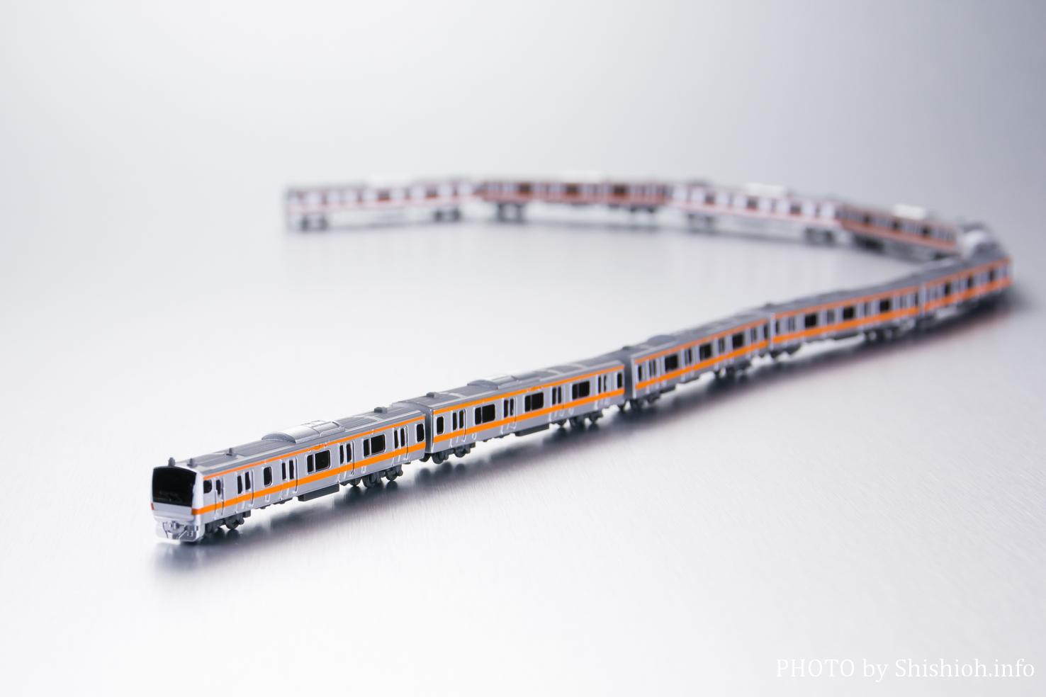 figma 402 E233系電車 中央線快速