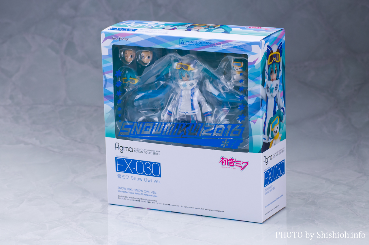 figma EX-030 雪ミク Snow Owl ver.