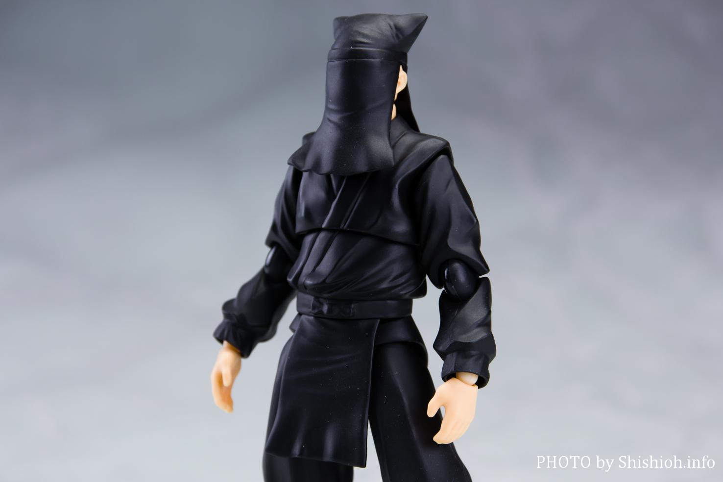 figma SP-099 黒衣