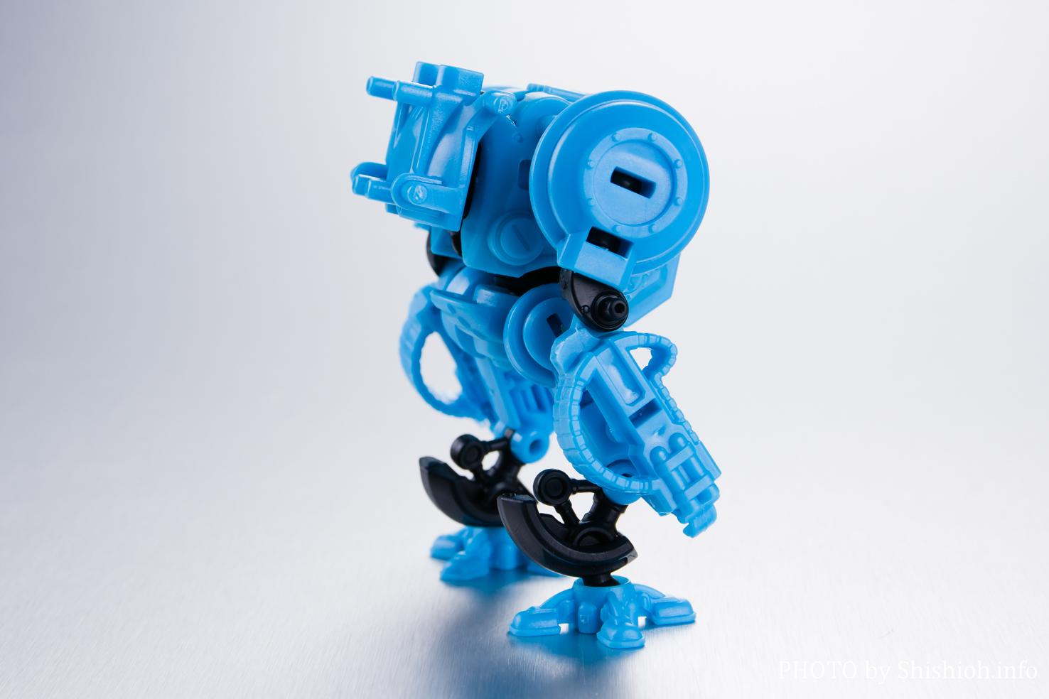 POCKETTITANS ROBOT Rf BOMBER